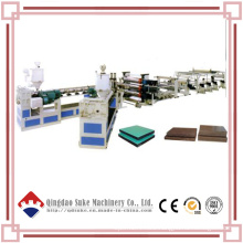 WPC Building Template Board Machine Line